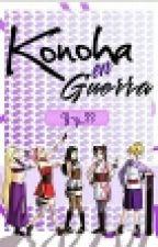 Konoha en guerra by Y-y_23