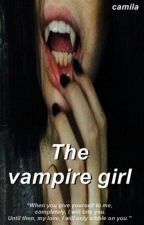 The Vampire Girl<<Matthew E.>> by brokenHeartEspinosa