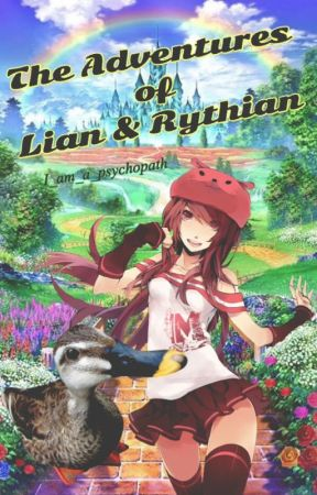 The Adventures of Lian and Rythian! [A Special Naruto FanFic] Book 2 by I_am_a_psychopath