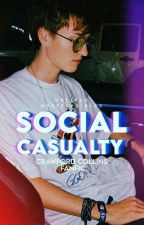 Social Casualty - Crawford Collins by MysteryGirlS2