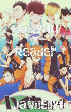 Haikyuu X Reader by Javijellyfish