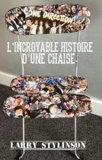 L'incroyable histoire d'une chaise.   L.S   by jaimelespieds