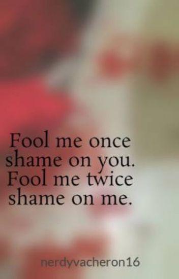 Fuck me once shame on you, mature jasmine love