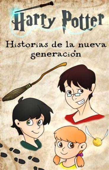 Harry Potter: Historias de la nueva generación