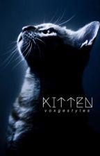 Kitten by voxgestyles