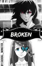 broken (ayato kirishima y tu) by su_chan_plz