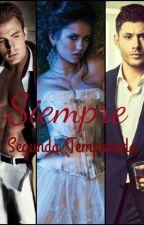 Siempre - Segunda Temporada (Steve Rogers y tu) [TERMINADA] by CamiCarratu