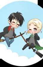 Only us (Drarry one shots) by eloquence49
