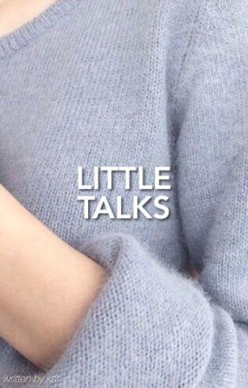 Little Talks » Stiles Stilinski [1]