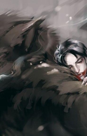 This Means War (Vampire Levi X Werewolf Reader)