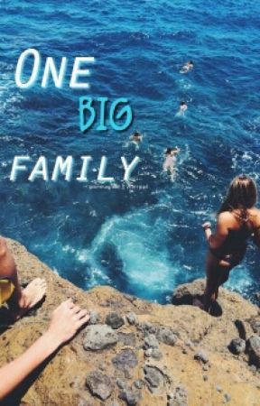 One Big Family by painmagcon