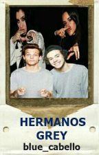 Hermanos Grey by lovato_cabello