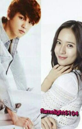 TWINS? [EXO CHANYEOL AND F(x) KRYSTAL Two Shot  FF] ENG VERSION by peachanyeol