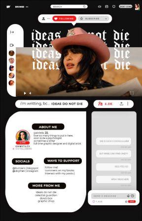ideas do not die [maze runner au] by idkmstiles