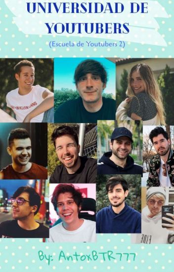 Universidad De Youtubers (EDY 2)