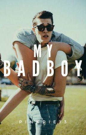My BadBoy (#wattys2016) by pinkypie13