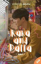 Raka And Daffa (re-write) by auraha