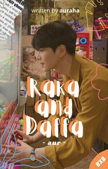 Raka And Daffa (re-write)