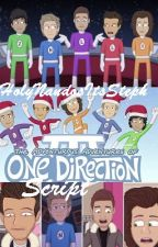 The Adventurous Adventures of One Direction 3 ~ Script by no_control_njh