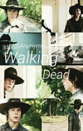 Walking Dead - Carl Grimes by Anonymouszs