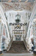 Thinking of You ☪ Muke [on hold] by minkeyjumper421