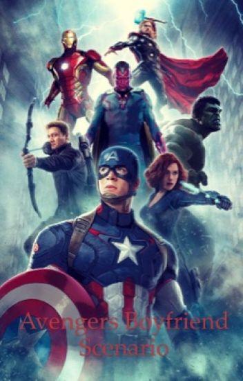 Avengers Boyfriend Scenario {REQUESTS OPEN}