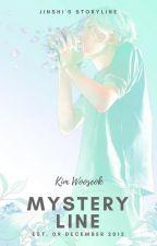 ✔ Mystery Line | WooShin Up10tion by jinshipai-