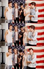 one direction + by Mikynka