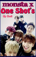 Monsta X **One Shot's** by SuziiGalseug