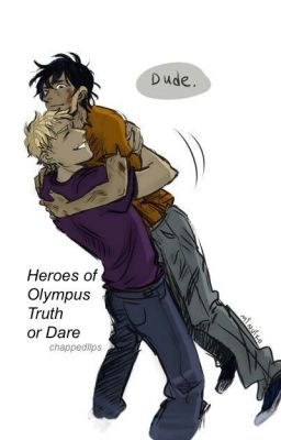 Truth Or Dare Heroes Of Olympus