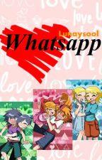 Whatsapp: Ppgz y Rrbz. by LunaySool