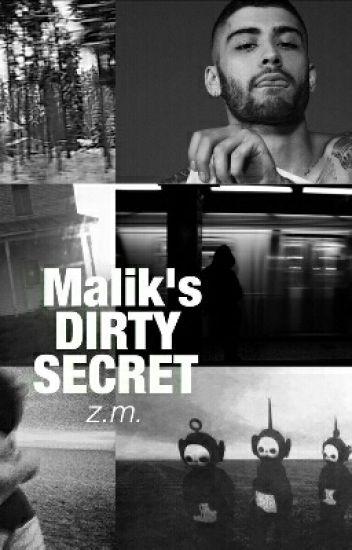 Malik's Dirty Secret / / z.m au