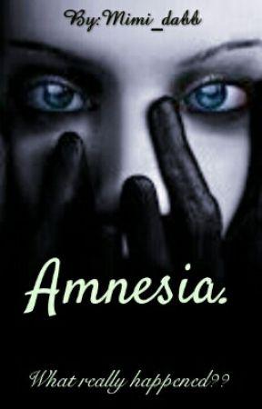 AMNESIA by BishPleaseImAUnicorn