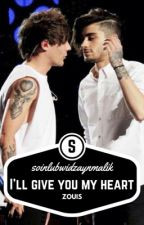 I'll Give You My Heart(Zouis)(boyxboy) by zauthor-