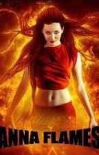 Anna Flames by HailyRickson