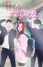 Ti Amo || Jeon JungKook by Angela2512