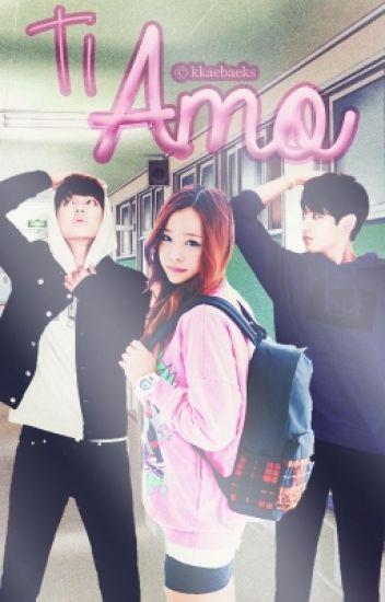 Ti Amo || Jeon JungKook