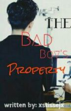 The Bad boy's property by xstissejx