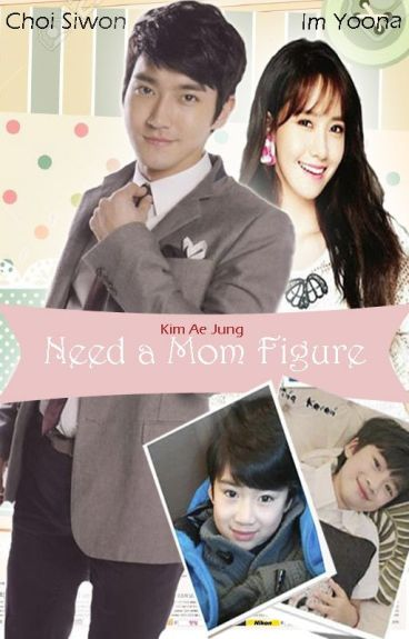 Need A Mom Figure (YoonWon FF)