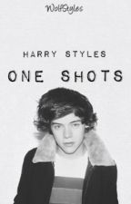 Harry Styles One Shots (Smut) by WolfStyles2