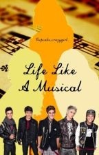 Life Like A Musical (Cole Pendery Fanfiction) by TheClicheCookie