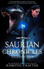 Saurian Chronicles #1 ✔ [Complete] by SpinyKyverna