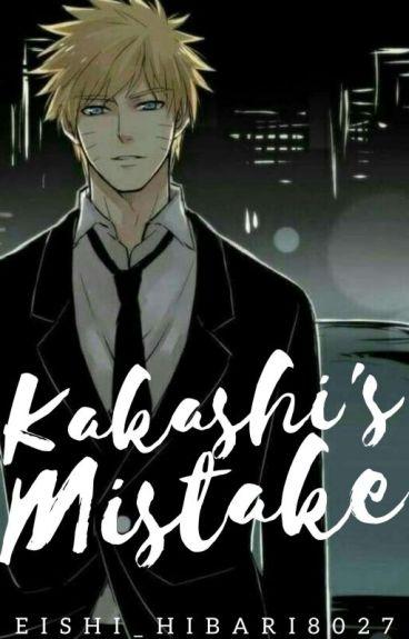 kakashi's mistake