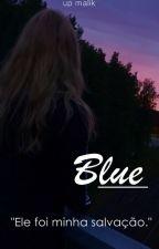 Blue by upmalik