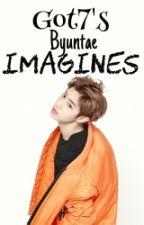 Got7's Byuntae Imagines by BlackShoeOfMrPCY