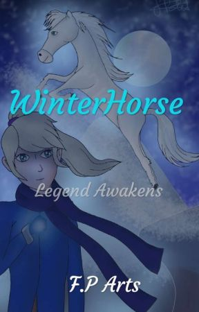 WinterHorse: Legend Awakens by TheImaginationGirl