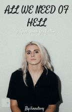 Empty (Lynn Gunn) by Linndsvy