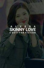 Skinny Love - Mark + Tzuyu by sejeongs