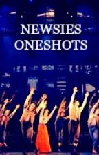Newsies Oneshots by yourbrothercrutchie
