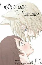I love you Nanami || Fanfic by tiananami